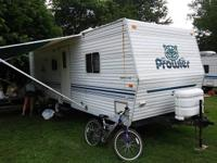 2001 28x travel trailer  great condition must sell