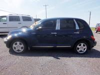 2001 CHRYSLER PT CRUISER. HAS A NEW REBUILT MOTOR WITH