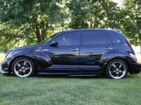 2001 PT Cruiser Custom: - 4 cylinder, 5 speed, with