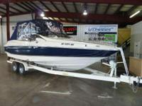 Description 2500 LSR LOADED!! Full Canvas, Mid Cabin