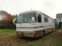 2001 Rexhall Vision Motorhome This Class A recreational