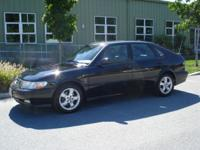 Options Included: Incredibly clean Saab 9-3 Hatch,