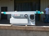 Used and in very good condition Voltage: 220v, 3ph,