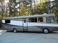 Price $54,900 Length: 37 feet Year: 2001 Make: Safari