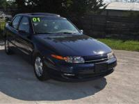 2001 SATURN L-300 SEDAN. THE CAR HAS LEATHER SEATS, V-6