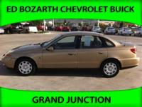 LOW MILES !!! I4 2.2 L/134 TWIN CAM! Front wheel drive,