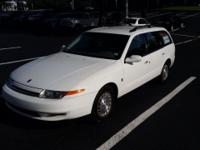 Item listed is a 2001 Saturn LW300 wagon. It comes in