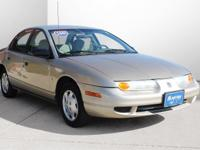 Recent Arrival! 2001 Saturn SL1 LOOK at the miles on
