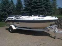 Description 2001 Sea Doo 21' Challenger - $10000 -230