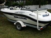 2001 Sea-Doo Challenger Please contact owner Jon at