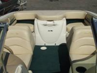 2001 Sea Ray 210 21 ft boat with Mercruiser alpha one