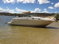 CABIN CRUISER with BEMINI TOP Fully Loaded, well