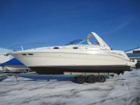 2001 Sea Ray 340 SD Nice & & Roomy Cruiser the 340
