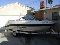 I have a 2001 Seadoo Utopia 18.5' jet drive boat for