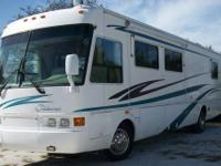 2001 Shasta Other, Cheyenne 295 Backup camera, electric