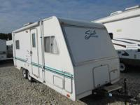 WINTER CLEARANCE SPECAIL !!!!  2001 Shasta Wings 2517
