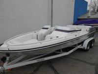 (620) 842-9136 ext.809 This 2001 Shockwave Custom Boats