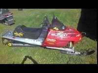 I am parting out my Skidoo 800. Still have everything.