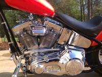 2001 Ultra Motor Company Hardtail Sledgehammer Chopper