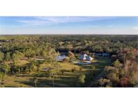 Luxury Country Estate encompassing 40+/- acres located