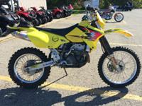 2001 Suzuki DR-Z400 THIS DUAL SPORT IS READY FOR ON