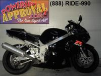 2001 Suzuki GSXR750 Crotch Rocket for sale only