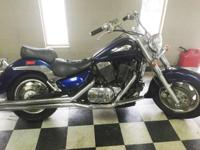 Great bike, Big bike, at a low, low price! Runs great,