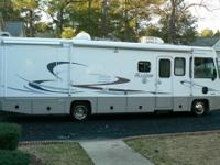 Very clean (no pets & non-smokers) 32' RV (Class A) on
