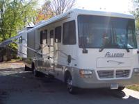 2001 Tiffin Allegro Bay Class A This lovely 34 foot RV