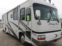 Stock #: 9966 Year: 2001 Brand: Tiffin Model: Allegro