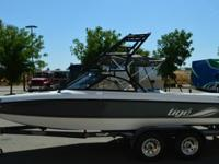 "Total Length: 21'8"" with Swim Step on the Boat Model#:"