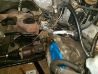 Rebuilt transmission for a 2001 Chrysler Town and