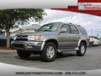 2001 Toyota 4Runner SR5 V6, *** 1 FLORIDA OWNER ***