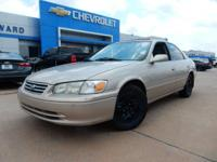This 2001 Toyota Camry is offered to you for sale by