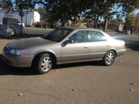 **2001 TOYOTA CAMRY LE** Price: 4,500 Vin: