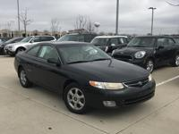 Accident Free CARFAX! And Low Mileage. SLE Package and