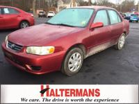 Red and Ready! Success starts with Halterman Toyota!