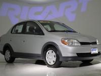 2001 Toyota Echo Car