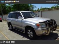 2001 Toyota Land Cruiser Our Location is: AutoNation