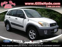 Check out this Gas Saving Local Trade! This Toyota Rav