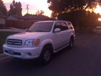 Options:  2001 Toyota Sequoia Limited 4Wd 4Dr