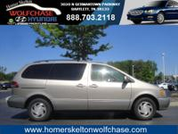 Options Included: N/A*** 2001 Toyota Sienna XLE ***