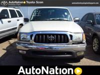 2001 Toyota Tacoma. Our Area is: AutoNation Toyota