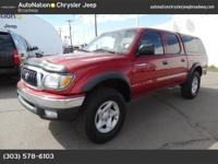 This 2001 Toyota Tacoma is proudly offered by
