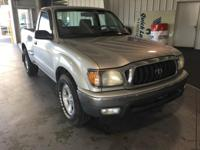 One Owner Local Trade. 2.4L 4-Cylinder MPI DOHC, RWD,
