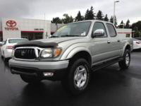 2001 Toyota Tacoma DoubleCab Our Location is: Toyota