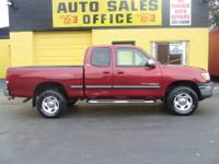 Security deposit-$2000. 4.7 L V8, 4x4, AM/FM CD Player,