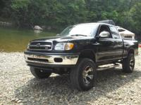 2001 Toyota Tundra, 2 door W/ access cab, 2WD