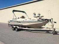 2001 Tracker Party Deck 21 VERY CLEAN FRESHWATER BOAT!!