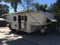 For sale a 2001 Trailmanor 2518 Folding / Pop-up Travel